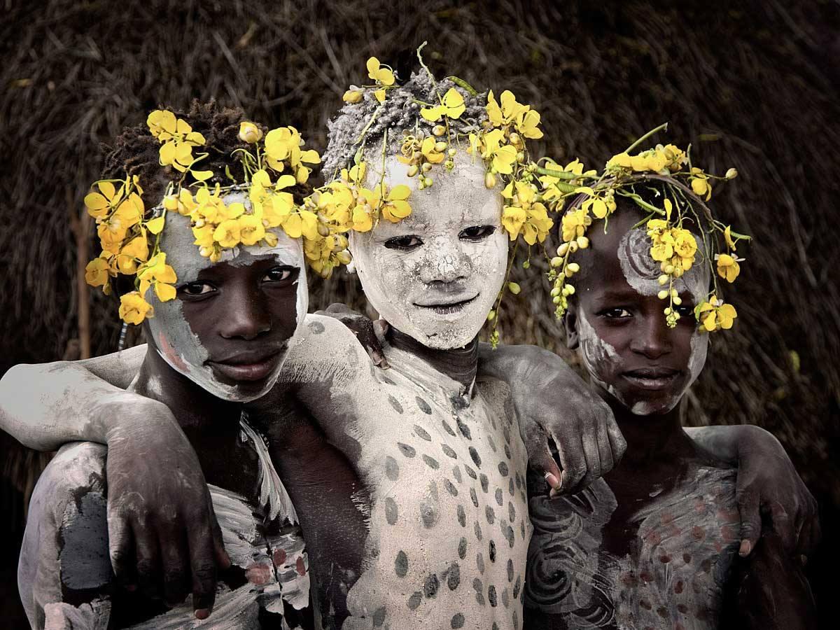 karo tribe ethiopia omo valley